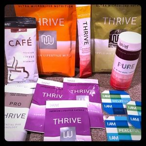 Thrive Try Me Fun Pack